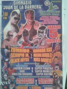Lucha Libre!!!